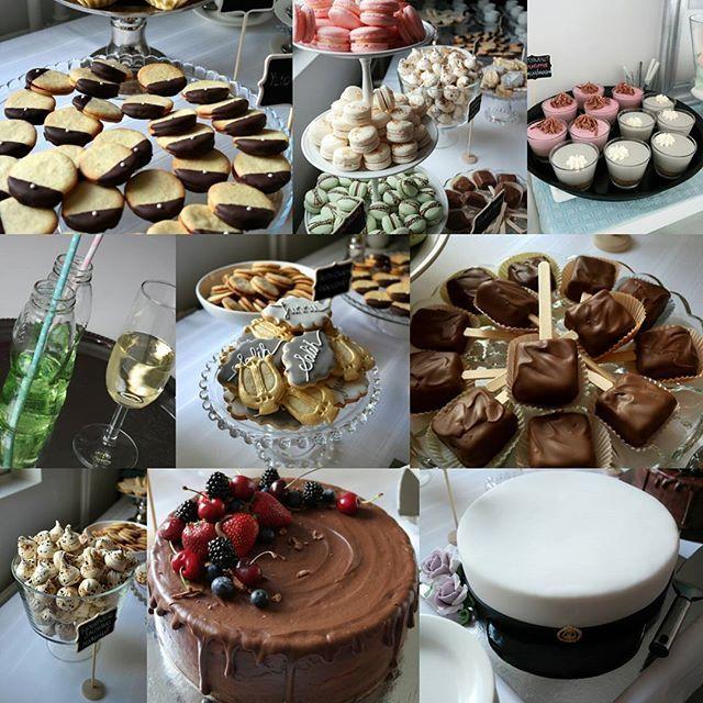 #leivojakoristele #mitäikinäleivotkin #täytekakku Kiitos @marjoiw