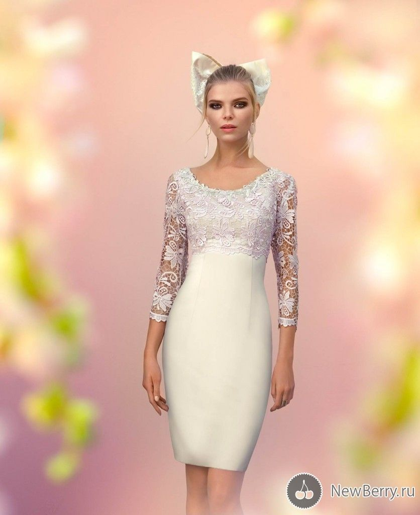 Carla Ruiz 2016 Elegant Cocktail Length Short Mini Dresses   Short ...