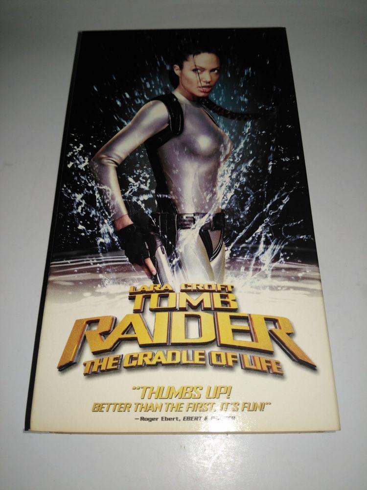Lara Croft Tomb Raider The Cradle Of Life Angelina Jolie Movie