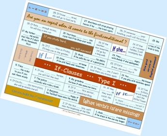 FIRST CONDITIONAL BOARDGAME IF-CLAUSES, TYPE 1 FULLY EDITABLE FUN ...