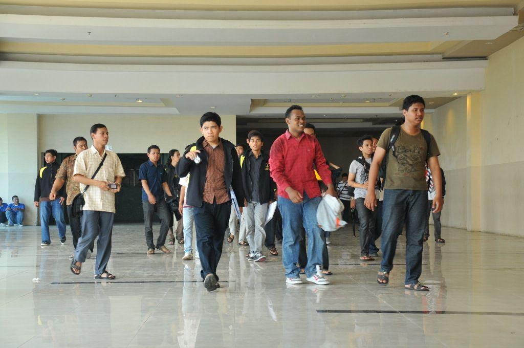 Beberapa Peserta Blogger Nusantara 2011 :)