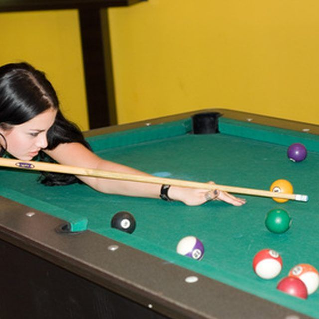 How To Use The Sights On A Pool Table Play - How To Mark Diamonds On A Pool Table