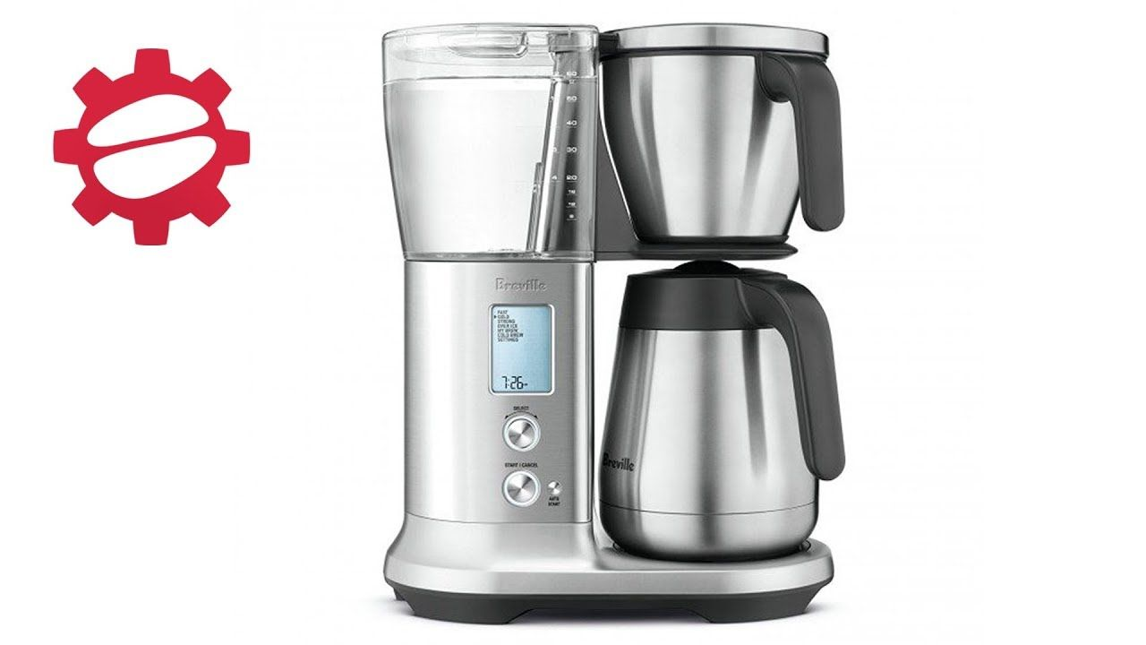 Breville Precision Brewer Crew Review Seattle coffee