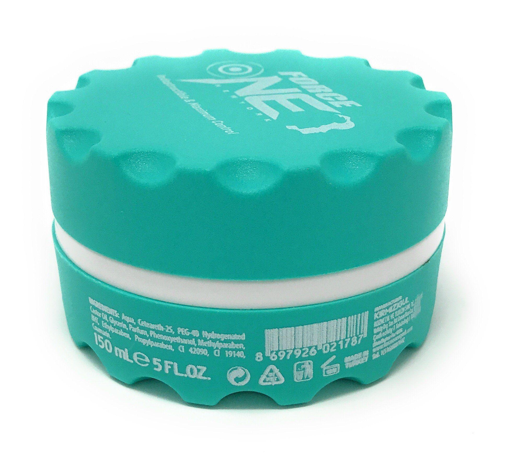Force one aqua hair gel wax coco ml fl oz read more reviews
