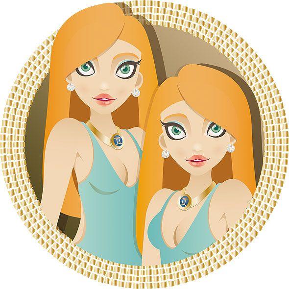 #Gemini #Zodiac #Astrology #Horoscope #Art #MadamAstrology http://madamastrology.com
