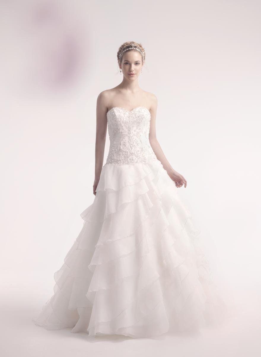 Demetrios | Pinterest | Alita graham wedding dresses, Wedding ...