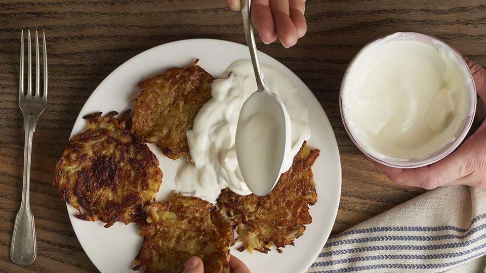 Placuszki Ziemniaczane Przepis Recipe Food Vegetables Cauliflower