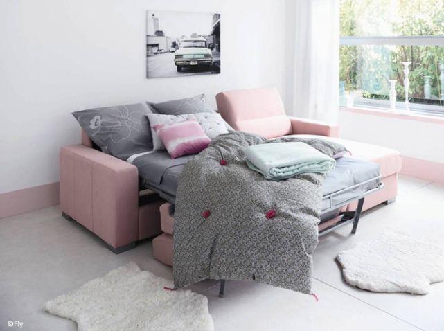 Déco : 25 idées pour la chambre d\'amis | Canapes, Lights and Bedrooms