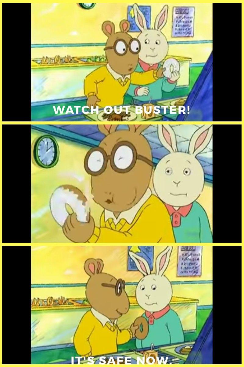 Buster S Breathless Aurthur Memes Kid Memes Arthur Tv Show