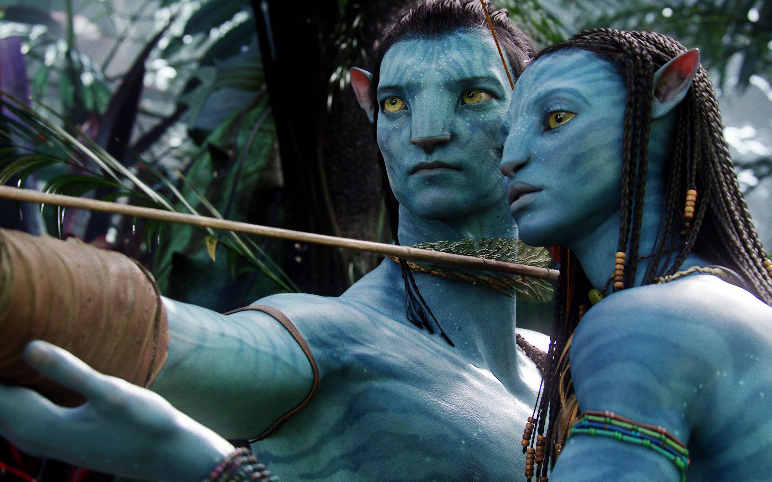 Avatar 2009 Sam Worthington Zoe Saldana Sigourney Weaver I See You Avatar Movie James Cameron Avatar