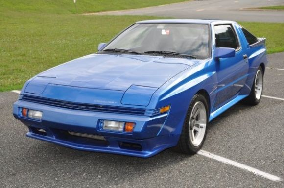 1987 Chrysler Conquest Tsi Chrysler Conquest Chrysler Classic