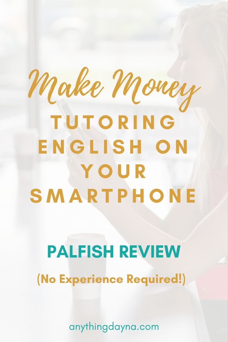 Tutor English on your Smartphone: Palfish Review | Share the Blog