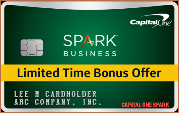 9 reasons why people love capital one spark  capital one