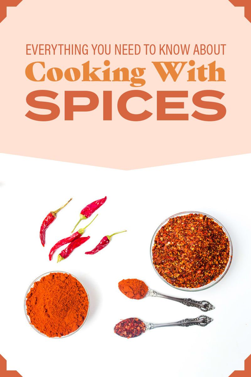 12 Things You Should Know About Cooking With Spices Spices Cooking Cooking Pumpkin
