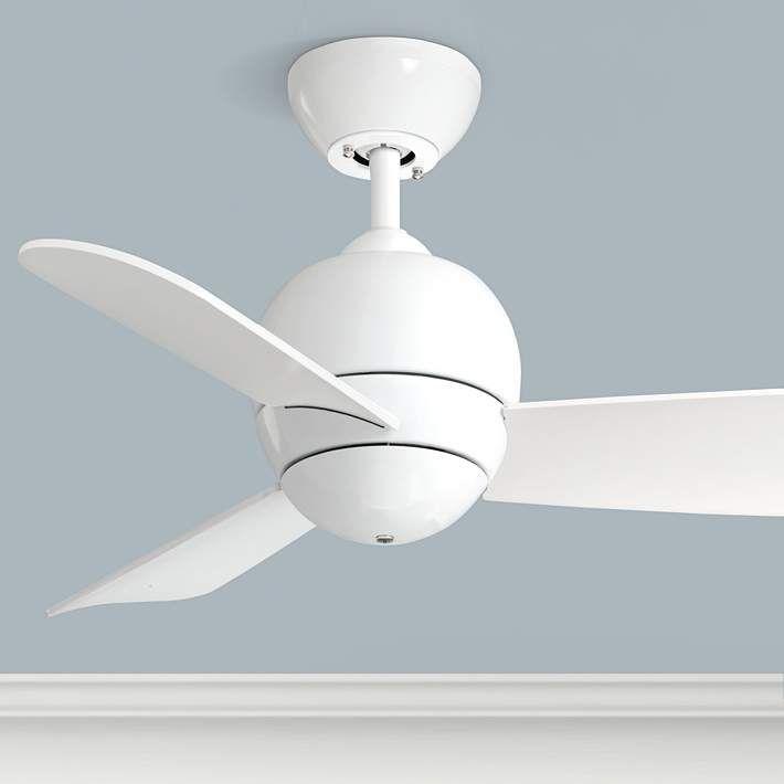 30 Emerson Tilo White Ceiling Fan