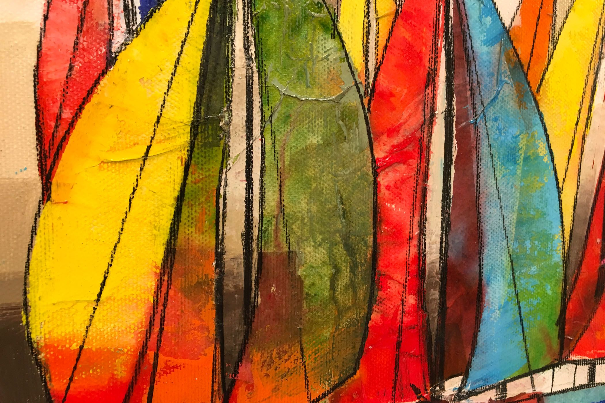 SEG de Paris Tapestry//Needlepoint Kit The Garden of Monet by Atlascraft