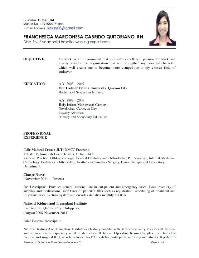 Sample Resume For Job Job resume examples, Job resume