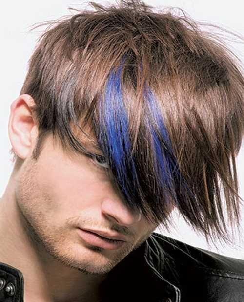 Cortes pelo modernos masculinos ideas peinados de - Peinados de hombres modernos ...