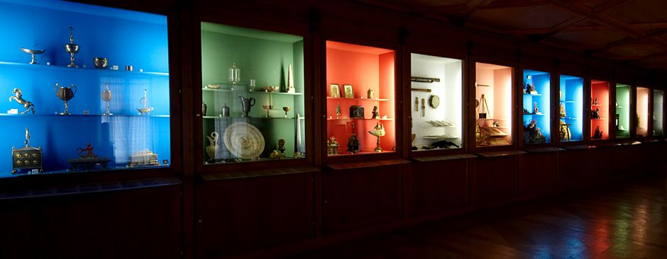 The Chamber of Art and Curiosities is a cabinet of curiosities created by Ferdinand II, Archduke of Austria in the 16th century.