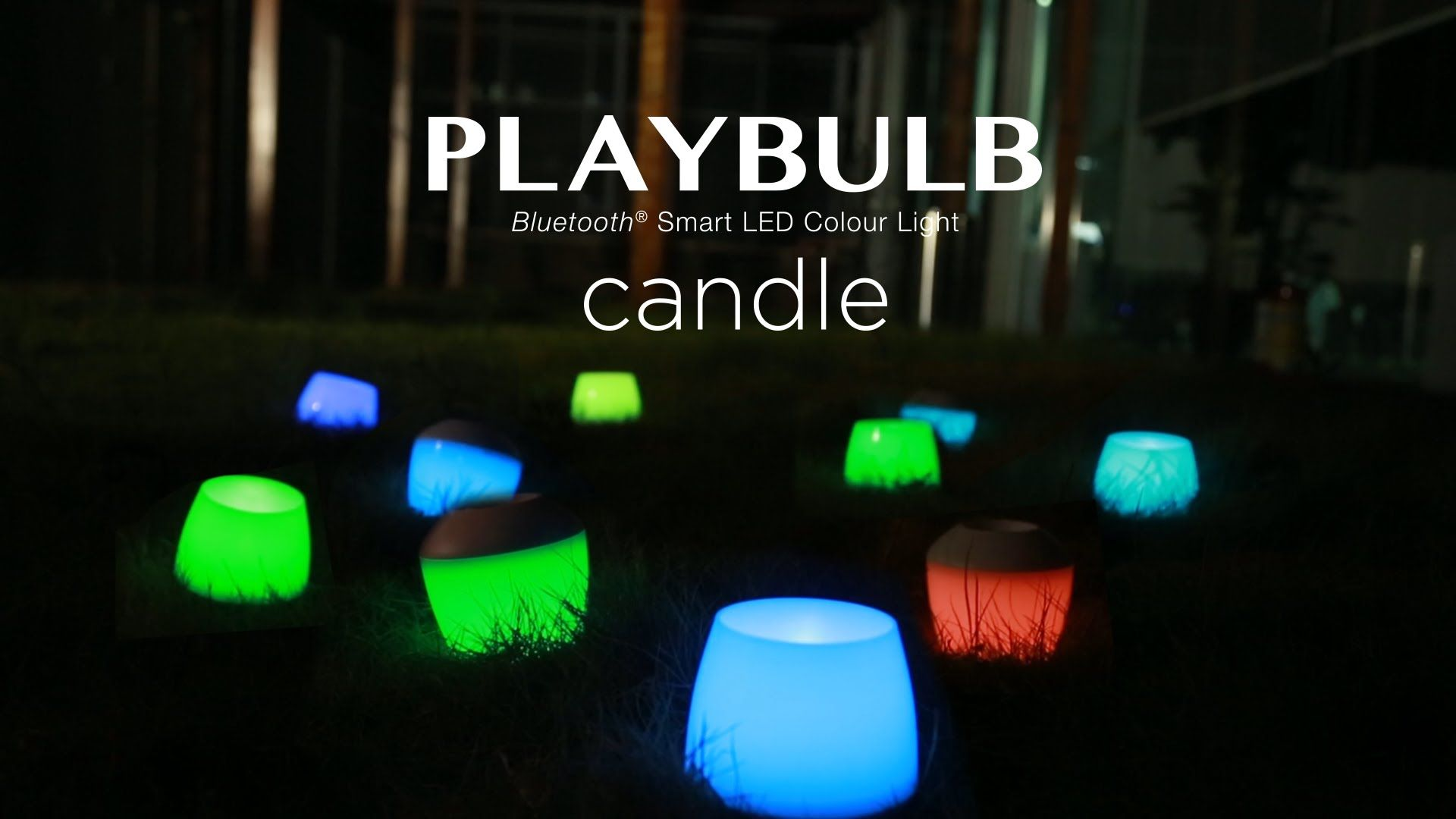 MIPOW Pack Of 3 PLAYBULB X Free APP Candle Smart Aromatherapy LED Candles  Light Color Flameless Multi Colors Http://s.click.aliexpress.com/e/Imy72jA6A