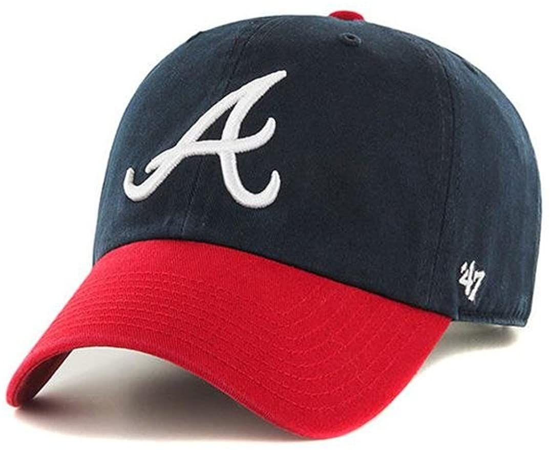 Pin On Atlanta Braves Caps Hats