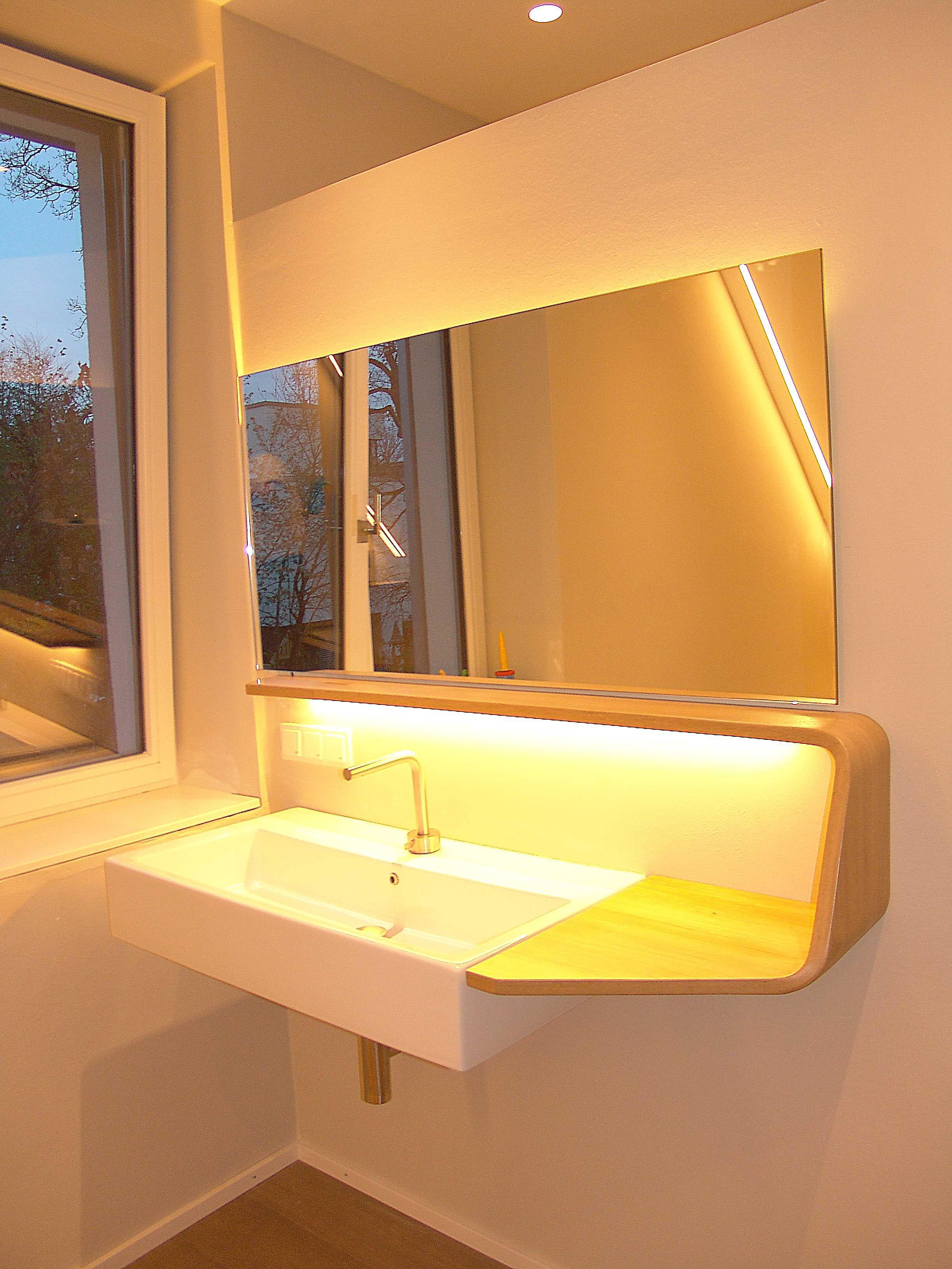Dusche gemauert wandstärke  Waschtisch Ablage – Waschtische aus Beton, Betonmöbel ...