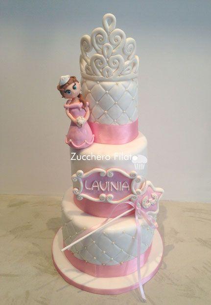 Children - Cotton Candy Cake Design