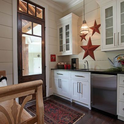 Country Rustic - stars I want in my kitchen! home decor