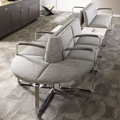 Waiting Room Furniture By Strong Project Medical Office Decor