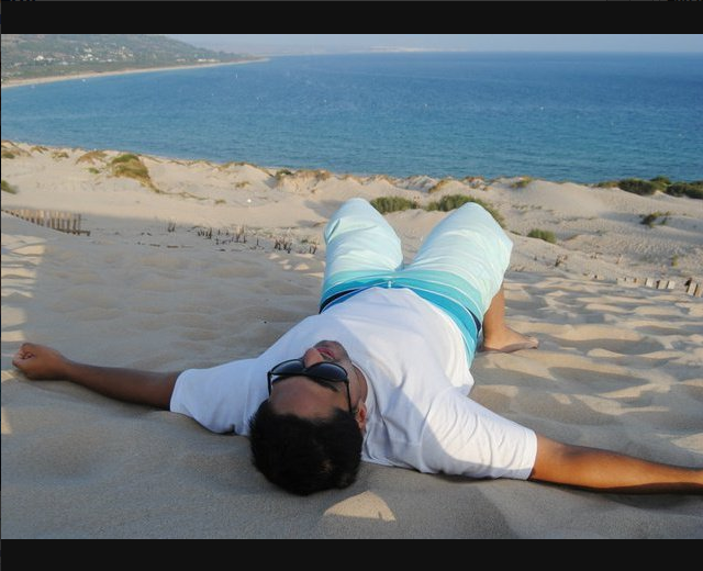 Playa Punta Paloma de Tarifa ... el paraíso