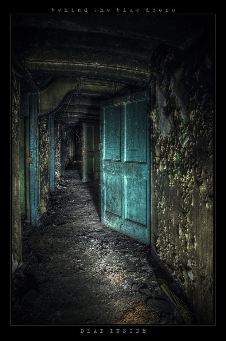 Dead Places. I've seen a VERY similar place in my dreams...Spooky