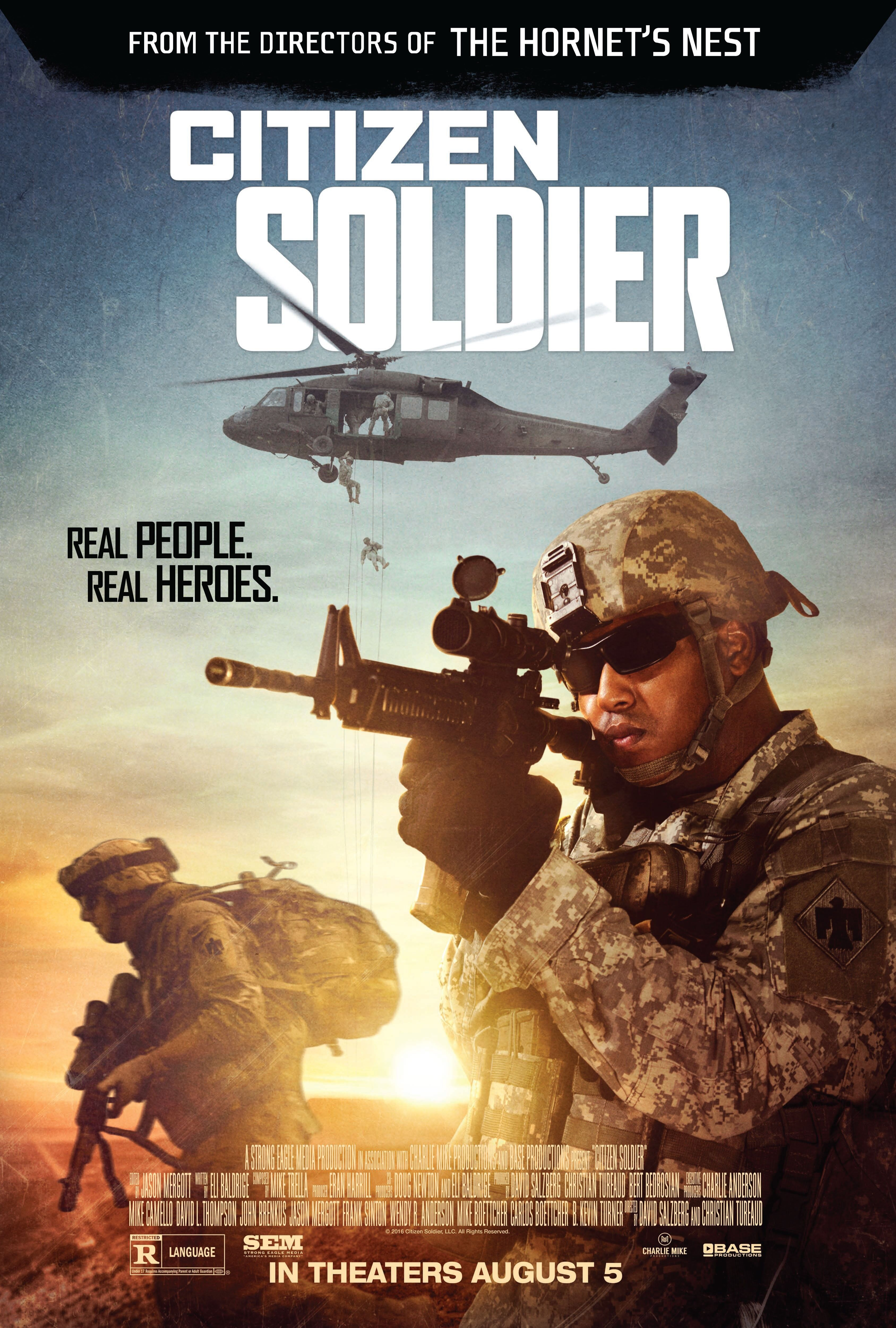 Citizen Soldier is a documentary that shows some of Oklahoma's best. 'Citizen…