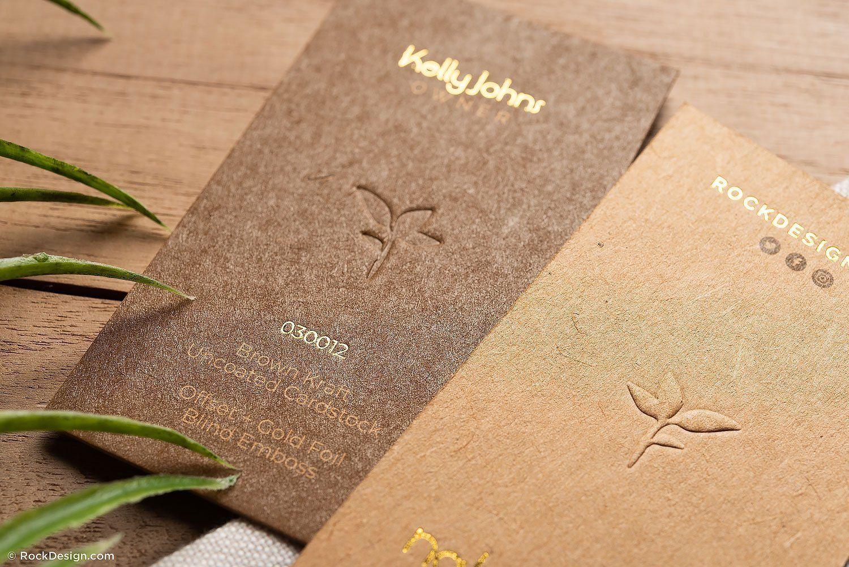 Eco Friendly Business Card Design Templates Natural Eats Eco Friendly Business Cards Circle Business Cards Business Card Design