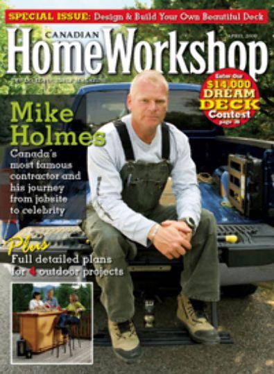 Canadian Home Workshop Magazine Home Workshop Detailed Plans Workshop