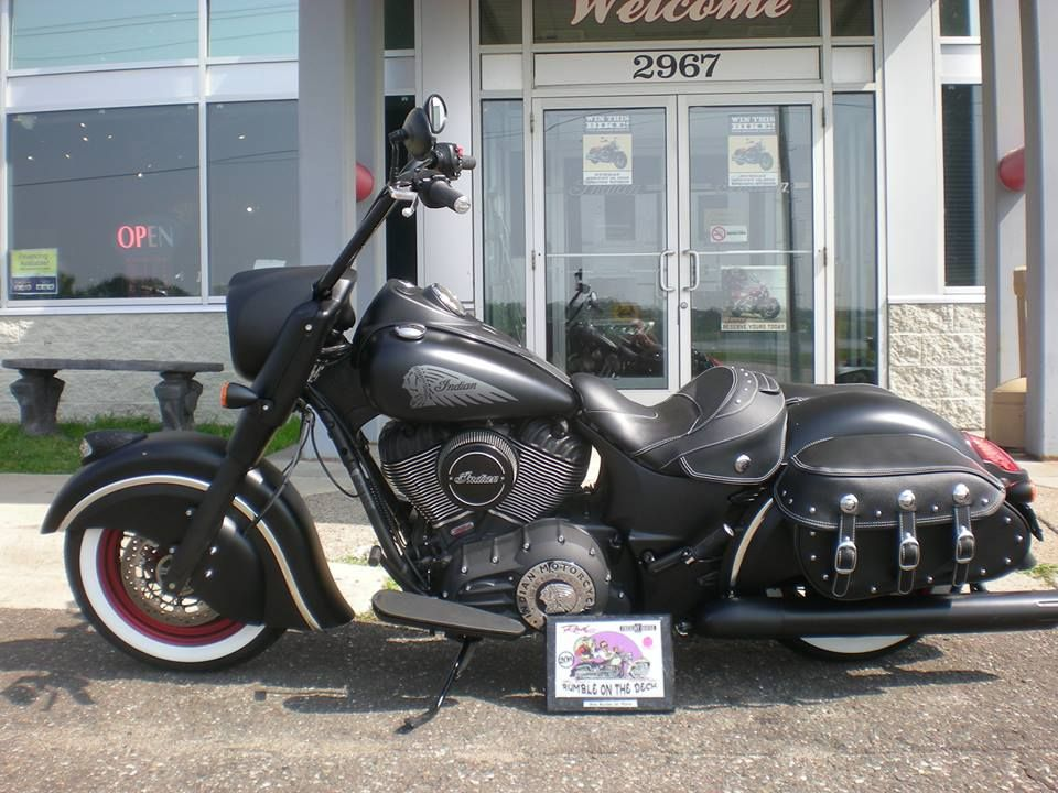 2015 Indian Motorcycle Dark Horse Powder Coated Wheels Apes Custom Exhaust Winning 1st Prize And Stares