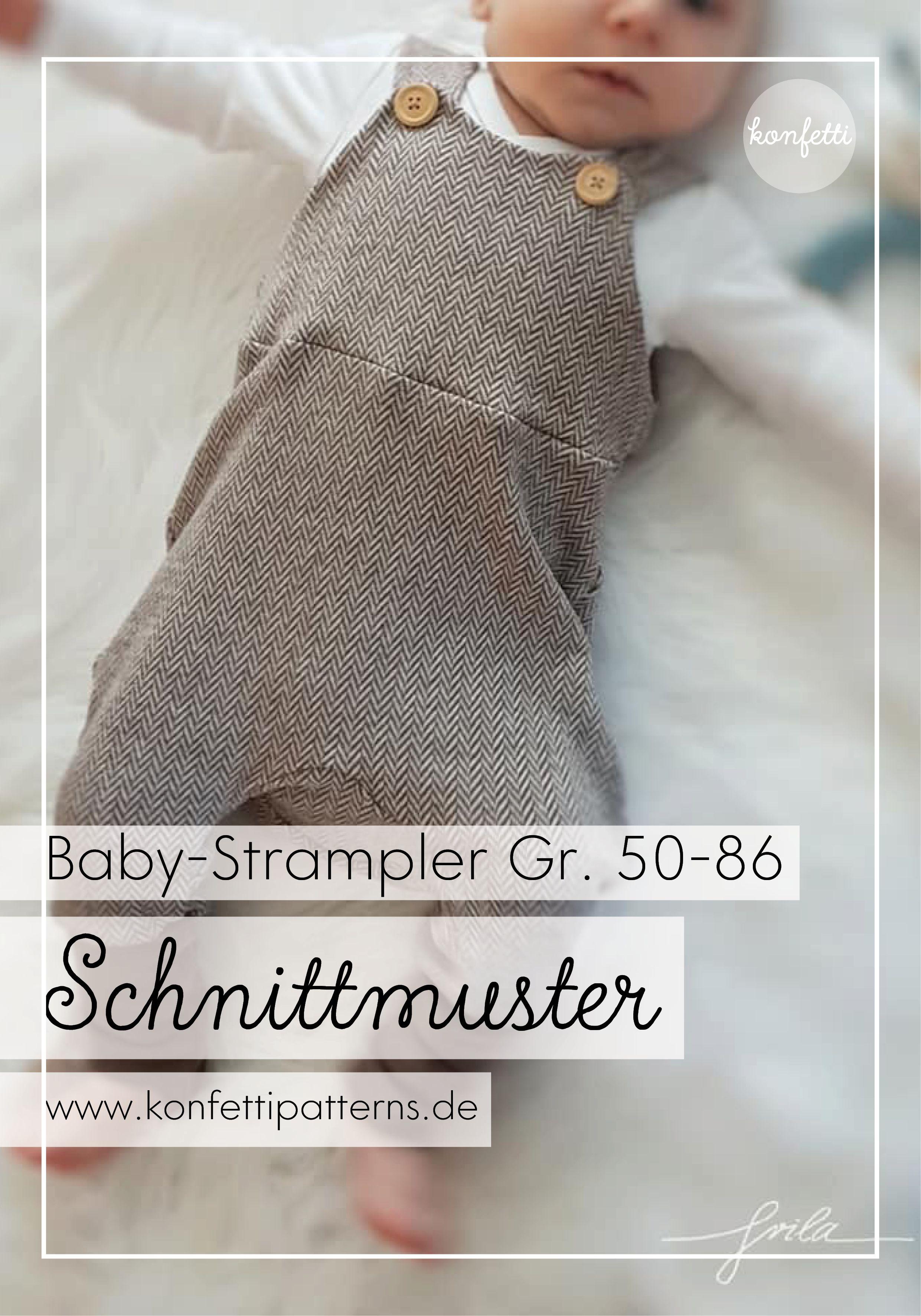Photo of Strampler für Jungs nähen – Geschenk zur Geburt