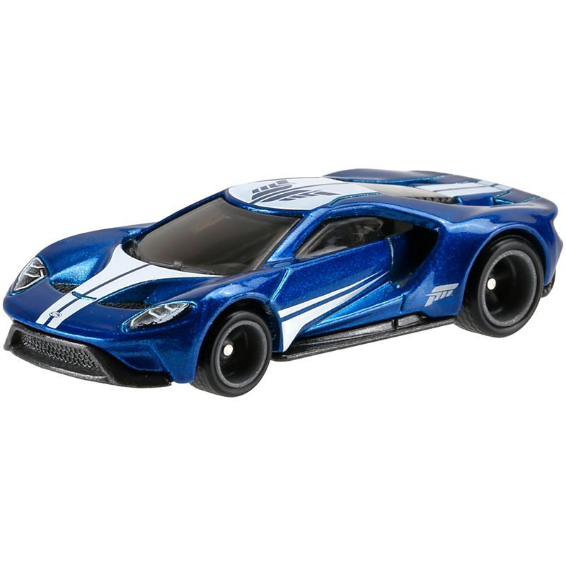 Hot Wheels 2017 Ford Gt Car Forza Motorsport Djf50 Hot