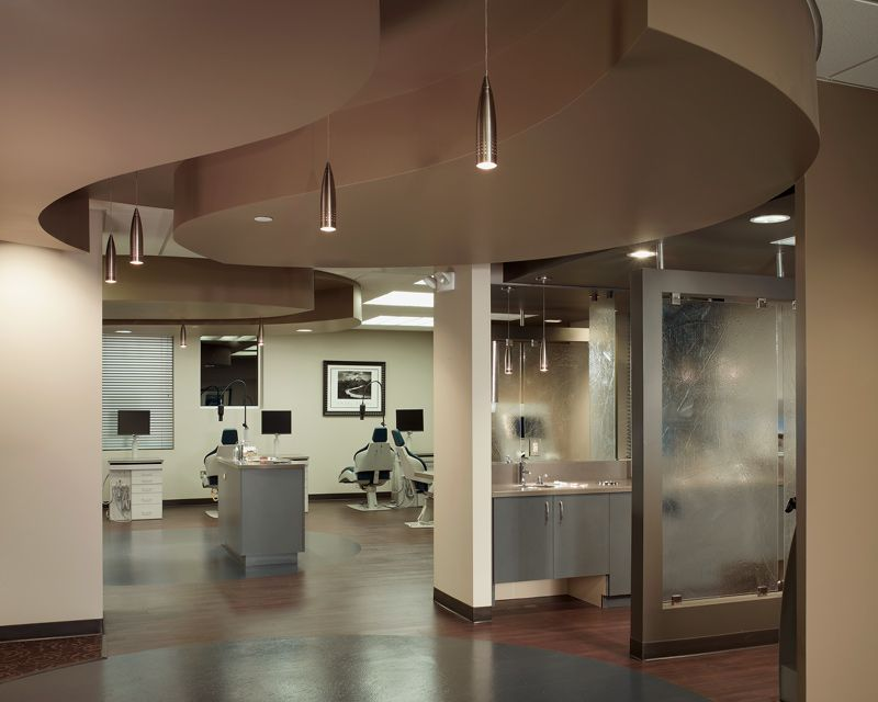 Straight lines with curved ceiling soffit | ARCH-101 Orthodontic ...