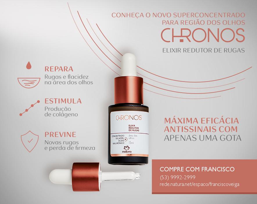 71c2a655309 Os novos Superconcentrados de CHRONOS estão com promoções e descontos  exclusivos para você oferecer o melhor tratamento para a sua pele.