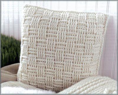Picture of Aran Pillows to Crochet | DIY | Pinterest | Cortinas ...