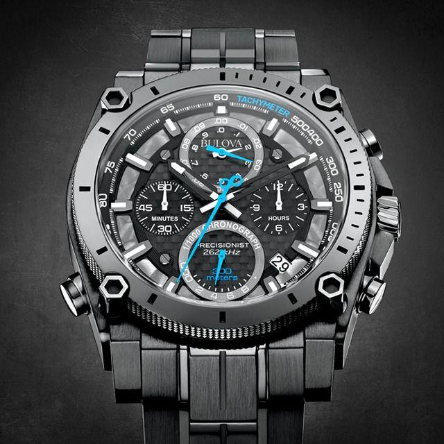 Bulova Men's Watch Precisionist 98B229 | Jewelry | Bulova ...
