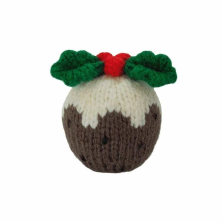 Christmas Pudding Craftsy Pinterest
