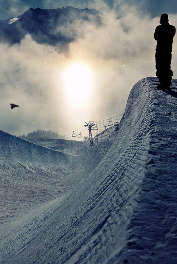 #Lufelive @LUFELIVE #Snowboarding #snowboard  #Extream #Pipe