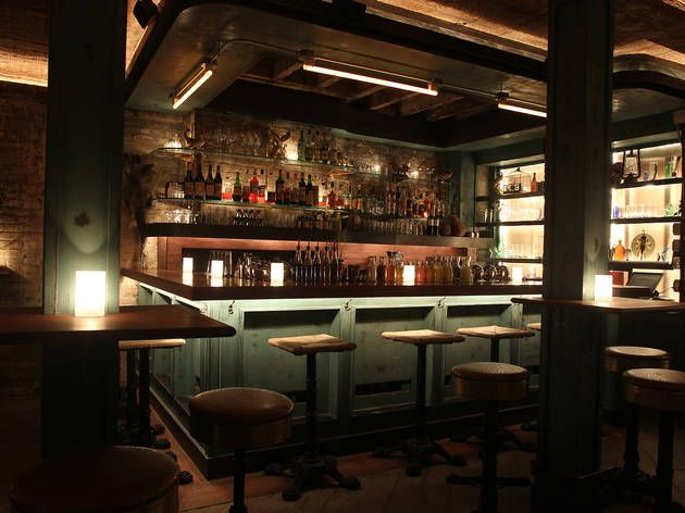 Secret Nyc 17 Sweet Speakeasies Underground Gigs And More Bar Speakeasy Bar New York Bar