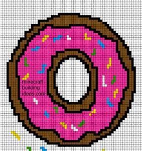 Circle Template Minecraft 20 Best Gallery Minecraft Fireball Pixel