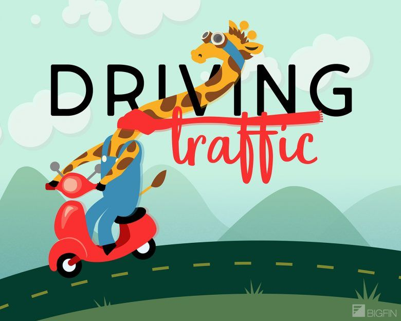 5 Decidedly Simple Ways to Drive Traffic to Your Site