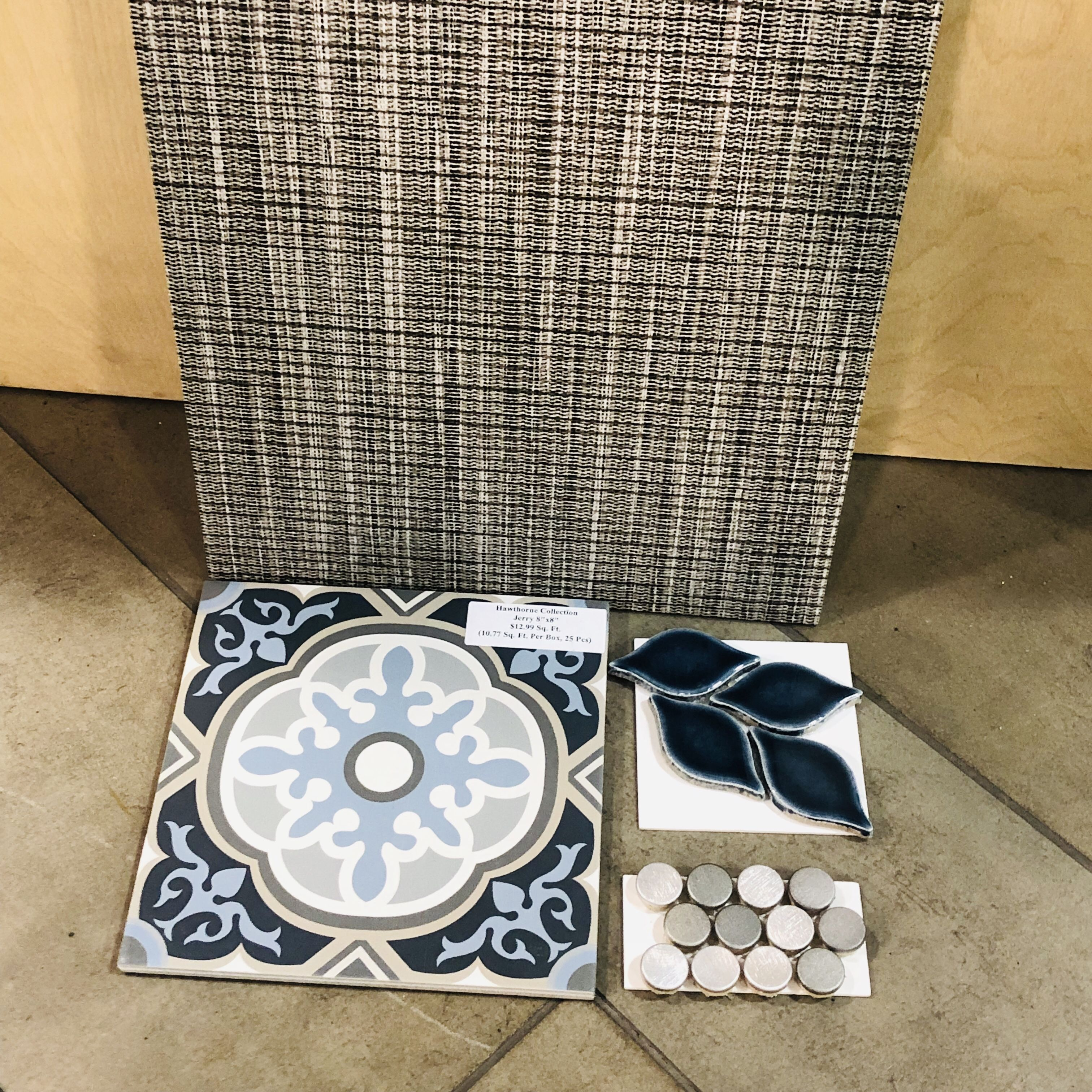 Geometric Mosaics At Portland Direct Tile Marble Mosaic Tiles