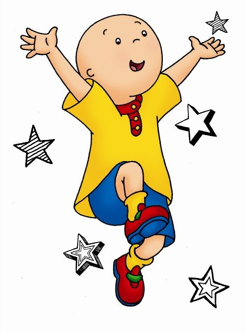 7 Things To Love About Caillou Caillou Kids Tv Shows Cartoon Shows