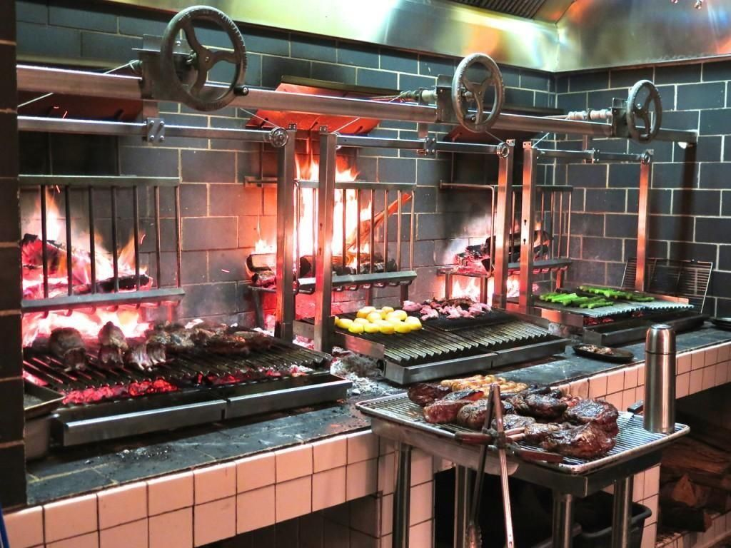 Barbacoas Para Restaurantes Las Parrillas Wood Fired Cult Favorito Tomar El