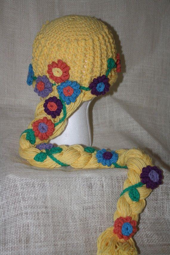 bf9f027a4c8 crocheted disney princess hat patterns